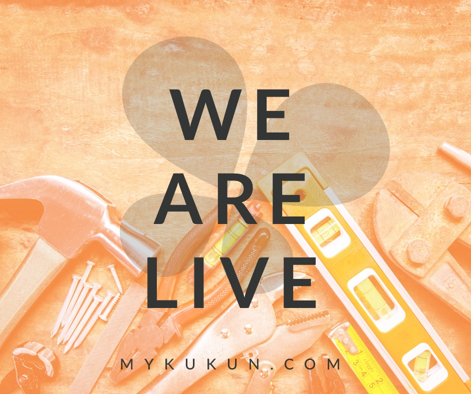 KUKUN is now live