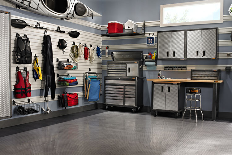 5 garage makeover ideas that combine function and beauty - kukun