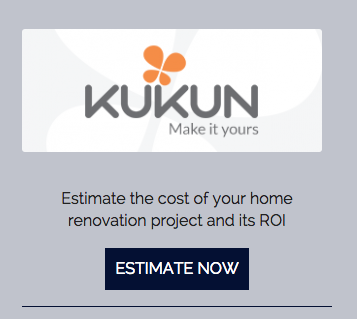 Kukun renovation cost