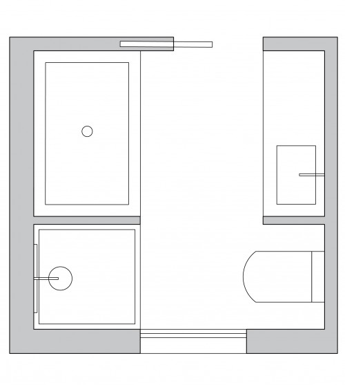 bathroom layouts designs