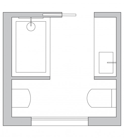 bathroom layouts design