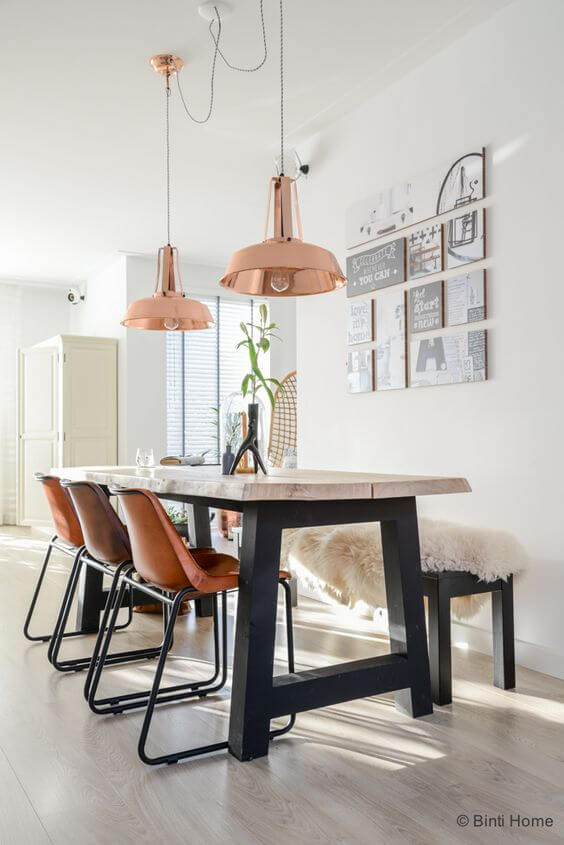 Dining Room Furniture Arrangement